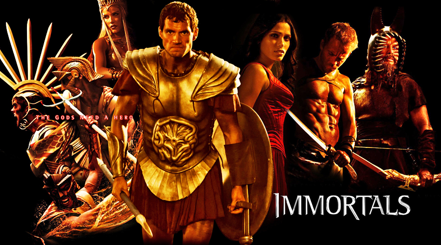 immortals movie review fsbs pro